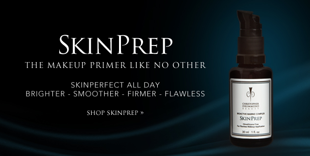 CDB introduces SkinPrep - Dimethicone free, all natural and organic based. Gives skin a flawless look